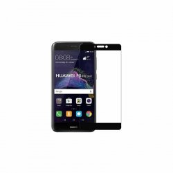 Huawei P8 Lite/P9 Lite 2017 Full Cover Tempered Glass 9H Black