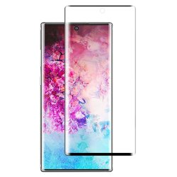 Samsung Galaxy Note 10 N970 Full Cover Tempered Glass 9H Black