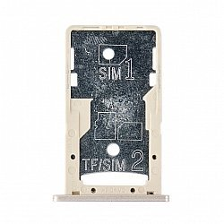 Xiaomi Redmi 4A Sim Tray Gold