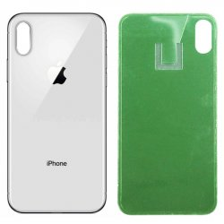 IPhone X Battery Cover White