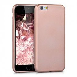 IPhone 6/6S Silicone IC Case RoseGold