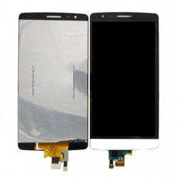 LG G3 Mini D722 LCD+ TouchScreen White