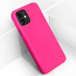 IPhone 11 Pro Silky And Soft Touch Silicone Cover Pink