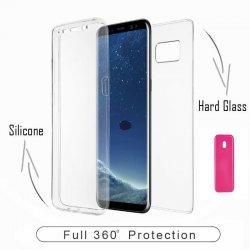 Samsung Galaxy Note 9 N960 360 Degree Full Body Case Pink