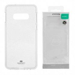 Samsung Galaxy S10e G970 Mercury I-Jelly Clear Case Transperant