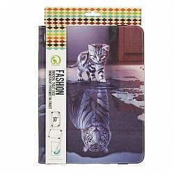 ORBI Universal Tablet Case 9''-10'' Inch Little Tiger