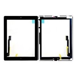 IPad 3/4 Touch Screen Black(with home button)