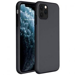 IPhone 11 Pro Level Guardian Soft Silicone Cover Case Black