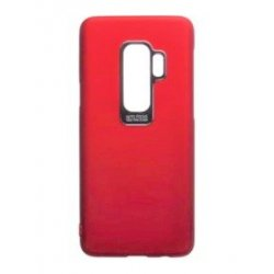 Samsung Galaxy S9 G960 Auto Focus Protective Case Red