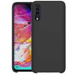 Samsung Galaxy A50 A505 Silicone Case Black