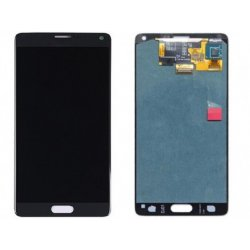 Samsung Note 4 Lcd+Touch black