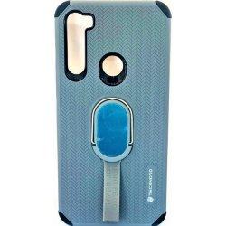 Xiaomi Redmi Note 8 Armor Stand Case Technovo Grey