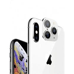 IPhone X/XS MAX Camera Change To IPhone 11 Pro Max Silver