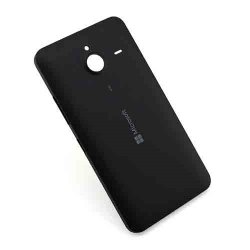 Nokia Lumia 640XL Battery Cover Black