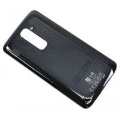 LG G2 D802 Battery Cover Black