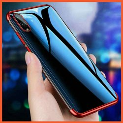 Huawei P20 Lite 2019 Electric Case Red