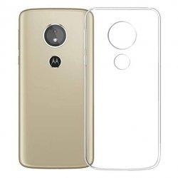 Motorola Moto E5 Play Silicone Case Transperant