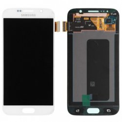 Samsung Galaxy S6 Lcd+Touch Screen white ORIGINAL