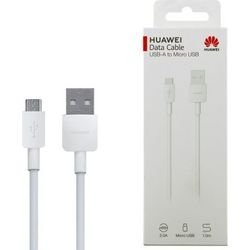 Huawei CP51 USB Type-C Data Charge Cable Retail Boxed White 1.0m