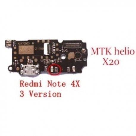 Xiaomi Redmi Note 4X Charging Board