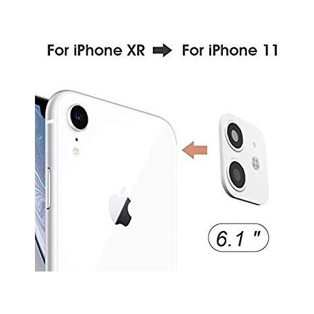 IPhone XR Camera Change To IPhone 11 Silver