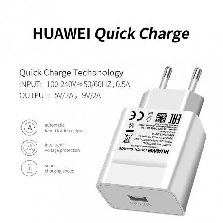 Huawei 'HW-059200EHQ' Super Charge 18W (5V/2A or 9V/2) Dock/Adaptor
