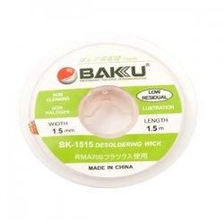 BAKU BK-1515 1,5MM Desoldering Wire Soder Wick