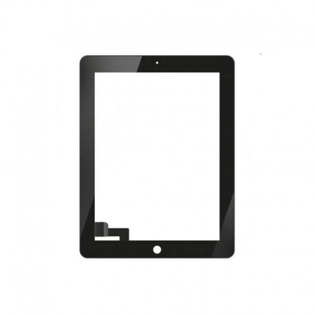 IPad 3/4 Touch Screen Black(with no glue and home button)