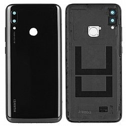 Huawei P Smart 2019 Battery Cover With Camera Lens Black