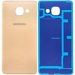 Samsung Galaxy A7 2016 A710 Battery Cover Gold