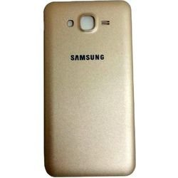 Samsung Galaxy J7 2015 J700 Battery Cover Gold