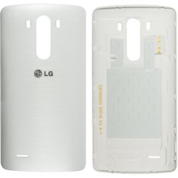 LG G3 D855 Battery Cover White