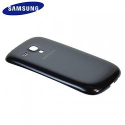Samsung Galaxy S3 Mini i8190 Battery Cover Blue