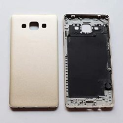 Samsung Galaxy A3 2015 A300 Battery Cover Gold