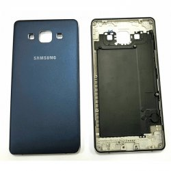 Samsung Galaxy A3 2015 A300 Battery Cover Black