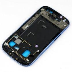 Samsung Galaxy S3 i9300 Mid Frame Blue