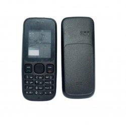 Nokia 101 Full Body Housing Black