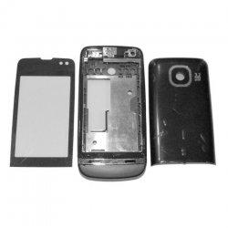 Nokia Asha 311 Full Body Housing Black