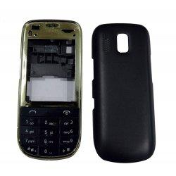 Nokia Asha 202 Full Body Housing Gold