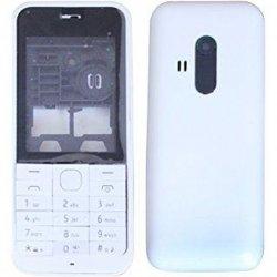 Nokia 220 Dual Sim Full Body Housing White