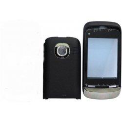 Nokia C2-03 Full Body Housing Black