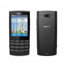 Nokia X3-02 Full Body Housing Black