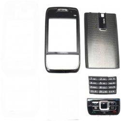 Nokia E66 Full Body Housing Silver