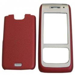 Nokia E65 Full Body Housing Red