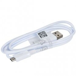 Samsung ECB-DU4AWE Micro Usb Cable White