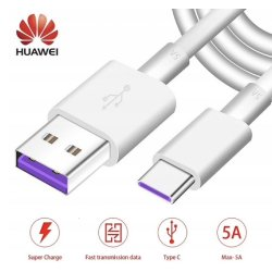 Huawei HL1289 Cable 5A Type C To USB Male 3.1 Fast Charging