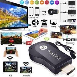 Google Chromecast TV Streaming Device