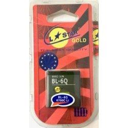 Nokia 6700 Battery BL-6Q LStar