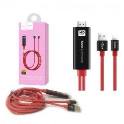 HOCO UA4 Lighting To HDMI AV Adapter 2m