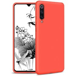 Samsung Galaxy A30S A307 Silicone Case Red